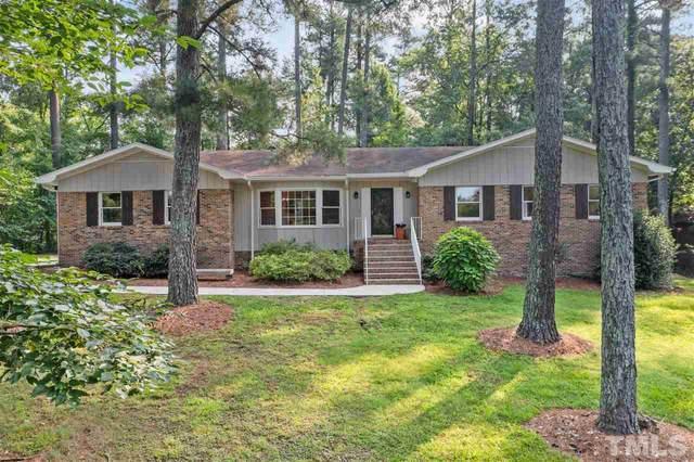 40 Diggs Lane, Chapel Hill, NC 27517 (#2397690) :: Rachel Kendall Team