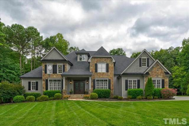 1121 Foothills Trail, Wake Forest, NC 27587 (#2397767) :: The Helbert Team
