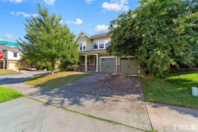 101 Tranquil Sound Drive, Cary, NC 27519 (#2397774) :: Dogwood Properties