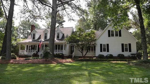 2609 Dunhaven Drive, Garner, NC 27529 (#2397818) :: Realty One Group Greener Side