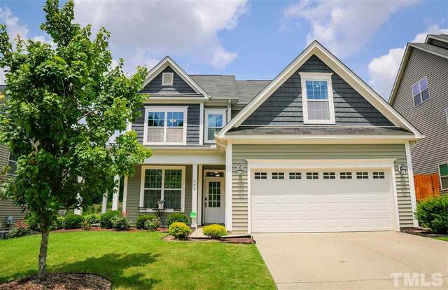 208 Sweet Violet Drive, Holly Springs, NC 27540 (#2397851) :: M&J Realty Group