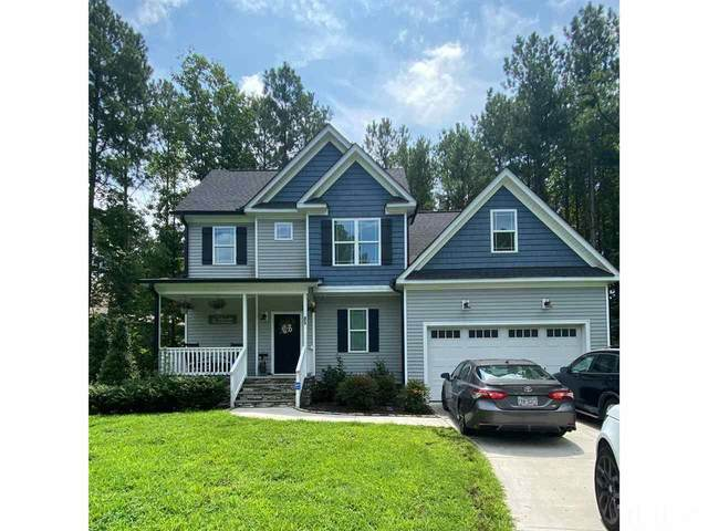 85 Northview Court, Louisburg, NC 27549 (#2397918) :: Bright Ideas Realty
