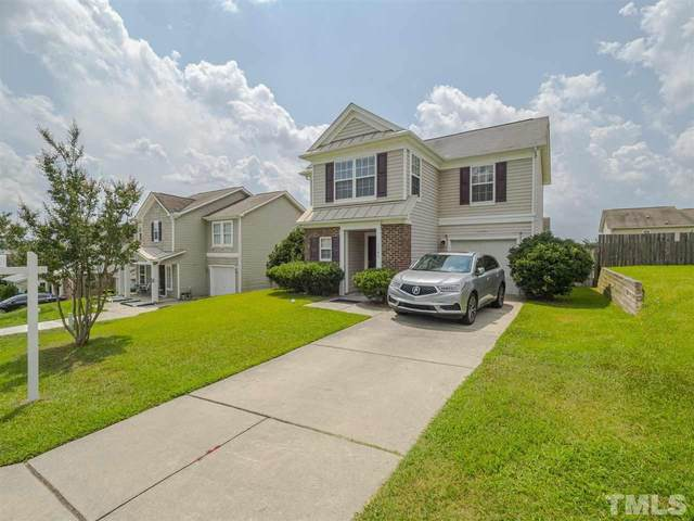 1140 Rutledge Landing Drive, Knightdale, NC 27545 (#2397933) :: Marti Hampton Team brokered by eXp Realty