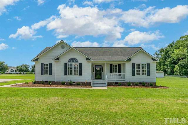 5266 Princeton Kenly Road, Kenly, NC 27542 (#2398164) :: Marti Hampton Team brokered by eXp Realty