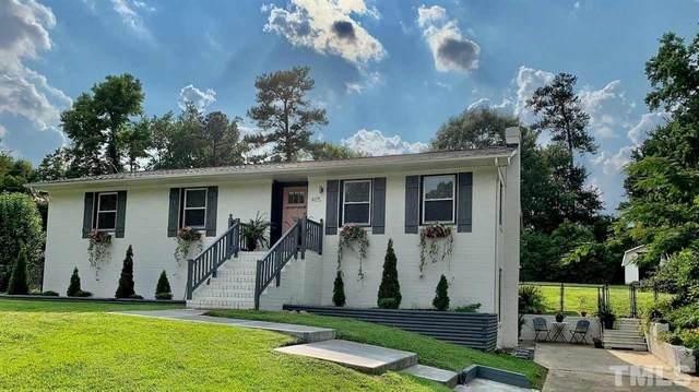 405 Longview Street, Garner, NC 27529 (#2398371) :: Realty One Group Greener Side