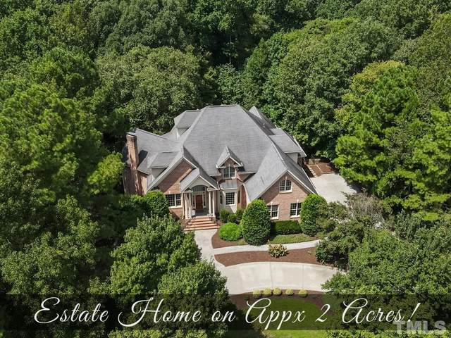 6333 Mountain Grove Lane, Wake Forest, NC 27587 (#2398463) :: M&J Realty Group