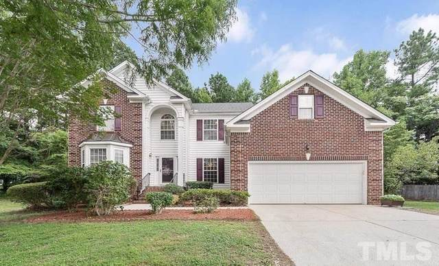 105 Adrians Place, Chapel Hill, NC 27514 (#2398512) :: Marti Hampton Team brokered by eXp Realty