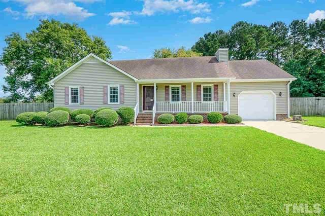112 Brantwood Drive, Goldsboro, NC 27534 (#2398545) :: Marti Hampton Team brokered by eXp Realty