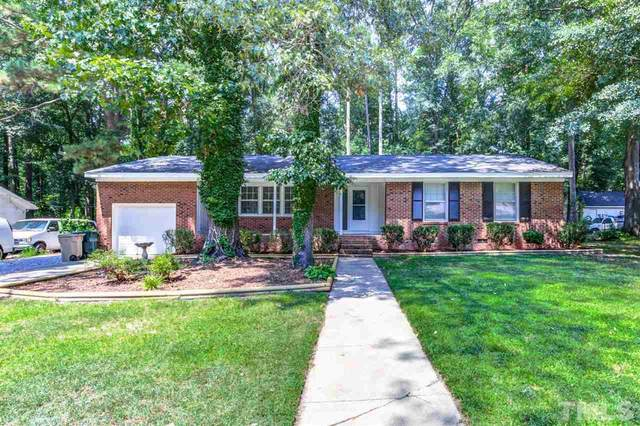 1706 Spring Drive, Garner, NC 27529 (#2398701) :: The Jim Allen Group