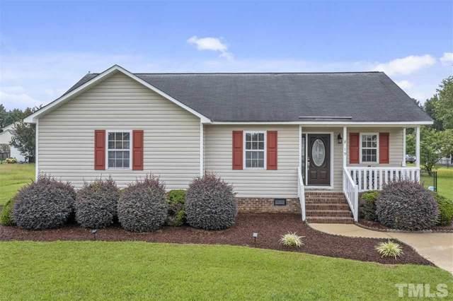 19 Atlantic Avenue, Benson, NC 27504 (#2398854) :: Southern Realty Group