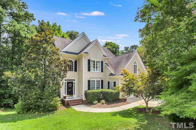 201 Rose Valley Woods Drive, Cary, NC 27513 (#2398895) :: The Perry Group