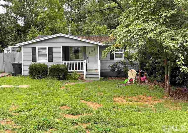3807 Marcom Street, Raleigh, NC 27606 (MLS #2398946) :: The Oceanaire Realty