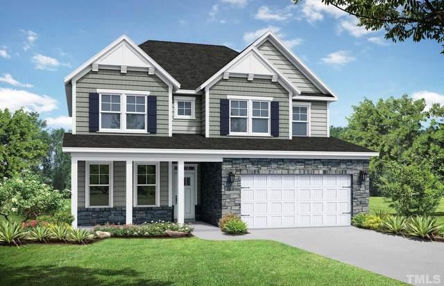 265 Northview Drive, Middlesex, NC 27557 (#2398962) :: Scott Korbin Team