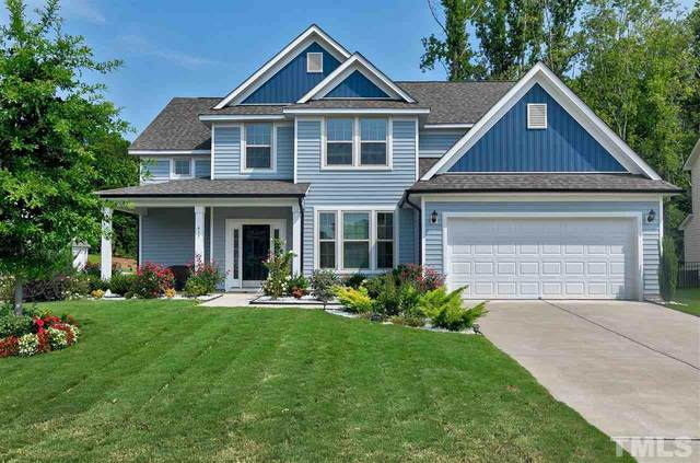 417 River Dell Townes Avenue, Clayton, NC 27527 (#2399007) :: Marti Hampton Team brokered by eXp Realty