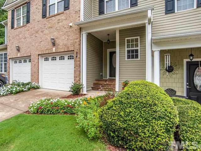 24 Great View Court, Clayton, NC 27527 (#2399155) :: The Jim Allen Group