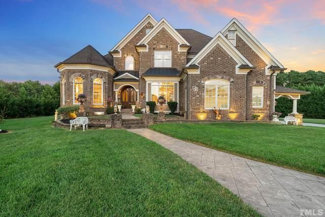 1074 Silverleaf Drive, Youngsville, NC 27596 (#2399404) :: Dogwood Properties