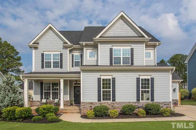 204 Logans Manor Drive, Holly Springs, NC 27540 (#2399488) :: The Jim Allen Group