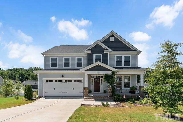 1306 Hidden Manor Drive, Knightdale, NC 27545 (MLS #2399935) :: The Oceanaire Realty