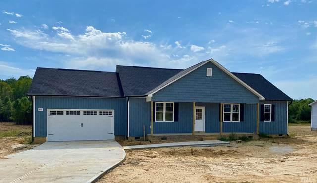 9506 S Beaver Creek Way Lot 16, Middlesex, NC 27557 (#2400178) :: Scott Korbin Team