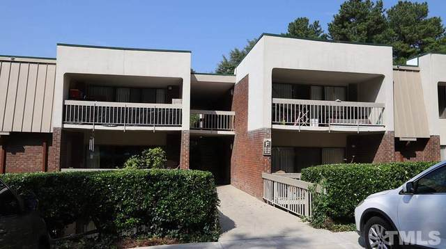 500 Umstead Drive 307 BLDG F, Chapel Hill, NC 27516 (#2400285) :: Marti Hampton Team brokered by eXp Realty