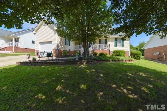 109 Glengariff Lane, Clayton, NC 27520 (#2400316) :: The Jim Allen Group