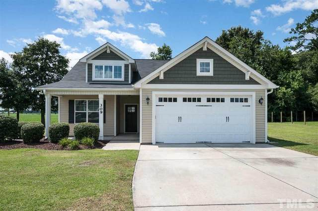 309 Stillwater Creek Drive, Goldsboro, NC 27534 (#2400319) :: Marti Hampton Team brokered by eXp Realty