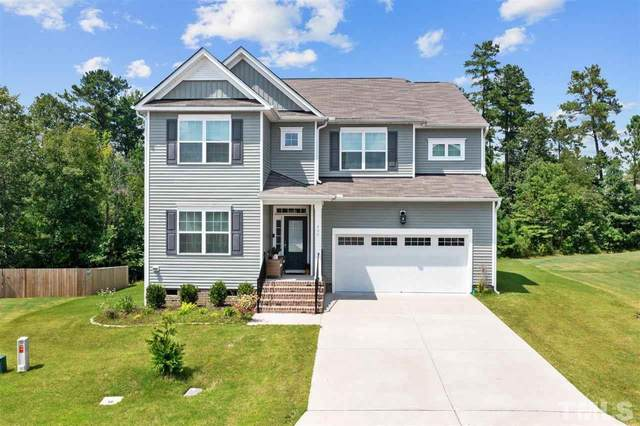 406 Holly Blossom Drive, Durham, NC 27713 (#2400329) :: The Jim Allen Group