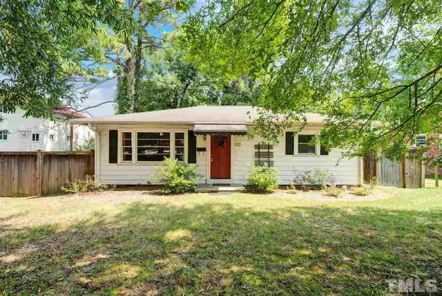 1102 N Greensboro Street, Carrboro, NC 27510 (#2400341) :: Spotlight Realty