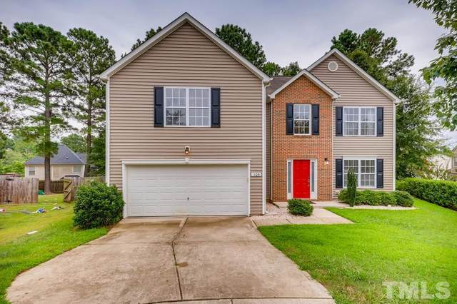 105 Polyanthus Place, Holly Springs, NC 27540 (#2400461) :: M&J Realty Group