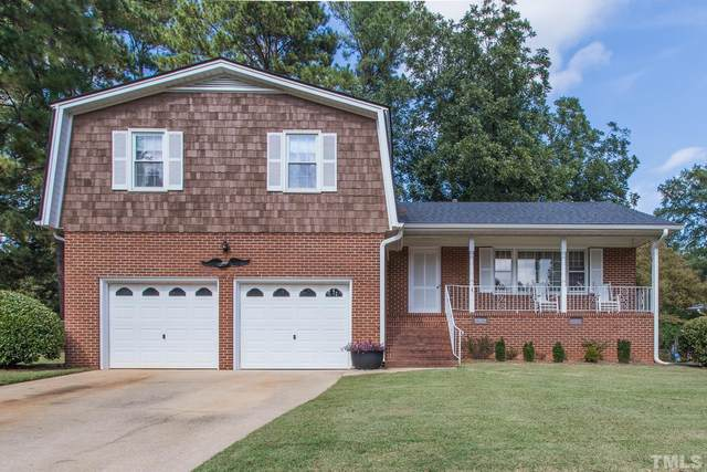 437 Rosehaven Drive, Raleigh, NC 27609 (#2400482) :: Scott Korbin Team