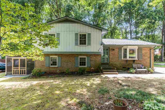 1033 Ivy Lane, Cary, NC 27511 (#2400556) :: Southern Realty Group