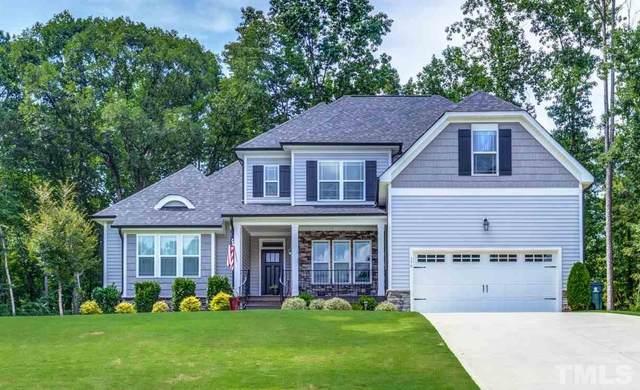 390 Glamorgan Drive, Clayton, NC 27527 (#2400596) :: The Beth Hines Team