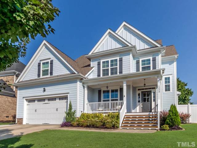 1008 Peachtree Town Lane, Knightdale, NC 27545 (#2401083) :: The Helbert Team