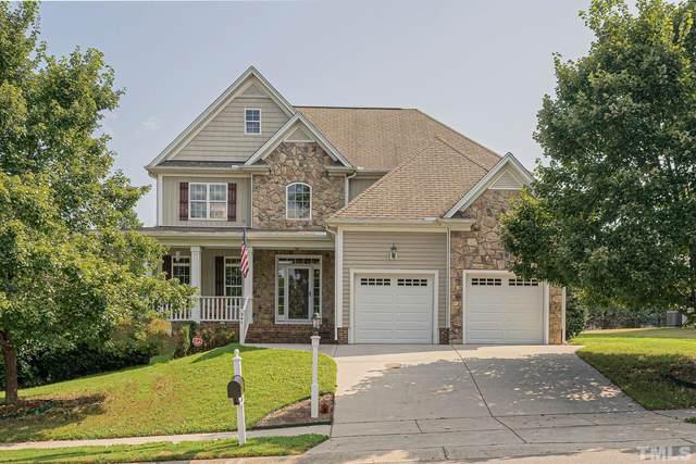 241 Plantation Drive, Youngsville, NC 27596 (#2401091) :: Dogwood Properties