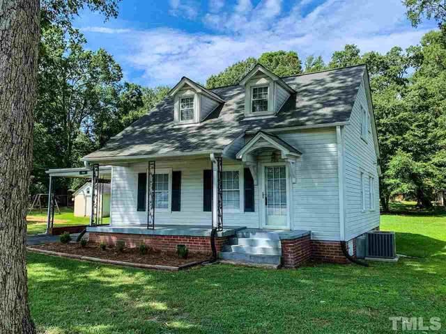 3510 Durham Road, Roxboro, NC 27573 (#2401207) :: Triangle Just Listed