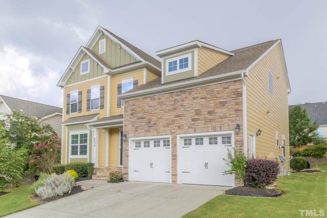 4010 Peachtree Town Lane, Knightdale, NC 27545 (#2401230) :: Marti Hampton Team brokered by eXp Realty