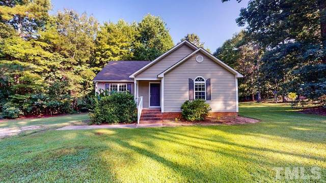 46 Shire Court, Zebulon, NC 27597 (MLS #2401325) :: On Point Realty
