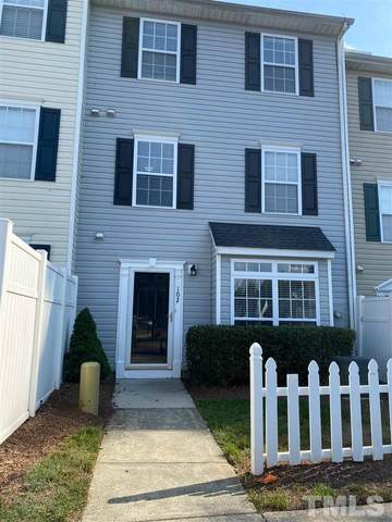 3010 Barrymore Street #102, Raleigh, NC 27603 (#2401364) :: Triangle Just Listed