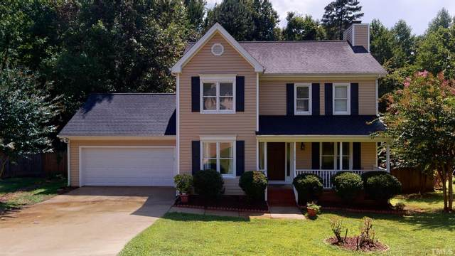 6704 Holly Mill Court, Raleigh, NC 27613 (#2401379) :: Marti Hampton Team brokered by eXp Realty