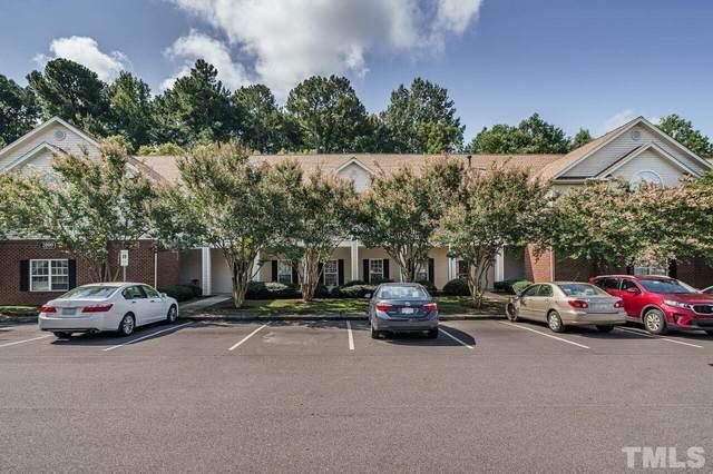 2021 Claret Lane #2021, Morrisville, NC 27560 (#2401632) :: Dogwood Properties