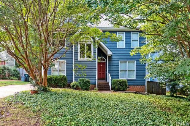 1616 Lethbridge Court, Raleigh, NC 27606 (#2401655) :: Scott Korbin Team