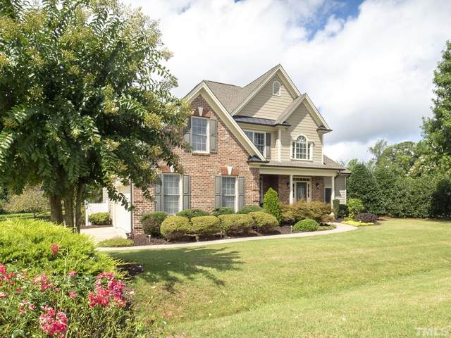 7604 Ladora Drive, Willow Spring(s), NC 27592 (#2401704) :: Southern Realty Group