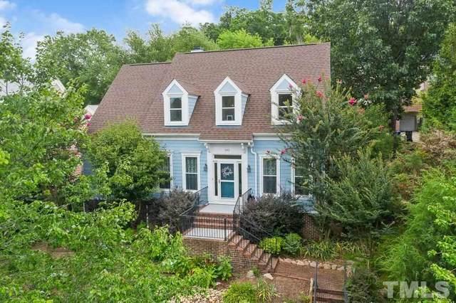 102 Parkview Crescent, Chapel Hill, NC 27516 (#2401718) :: Steve Gunter Team