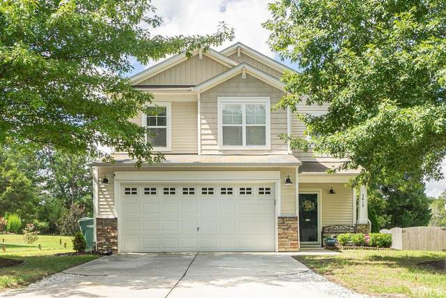 3615 Mountain Brook Circle, Durham, NC 27704 (MLS #2401955) :: The Oceanaire Realty