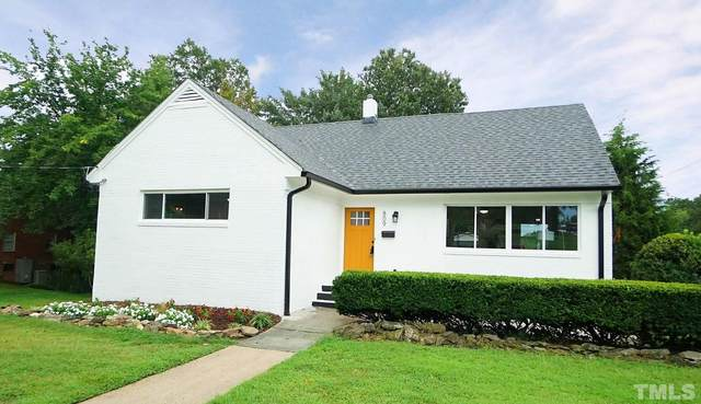 809 E Hudson Avenue, Durham, NC 27704 (#2401958) :: Dogwood Properties