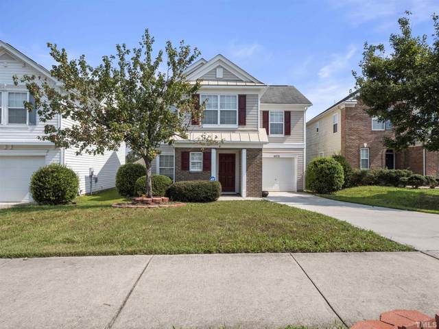 8878 Elizabeth Bennet Place, Raleigh, NC 27616 (MLS #2402062) :: The Oceanaire Realty