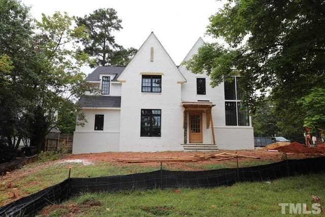 1635 Lorraine Road, Raleigh, NC 27607 (#2402267) :: The Helbert Team