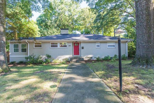 2820 Fowler Avenue, Raleigh, NC 27607 (#2402270) :: The Blackwell Group