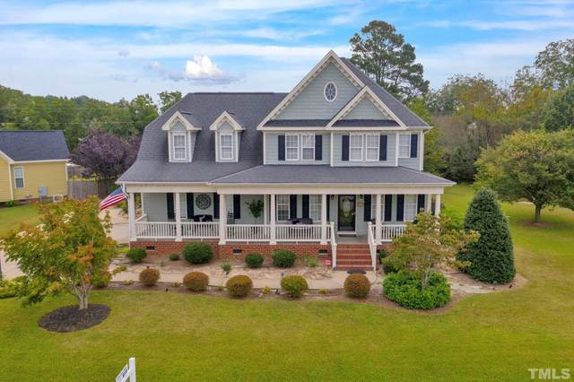 8209 Plum Bush Court, Willow Spring(s), NC 27592 (MLS #2402317) :: The Oceanaire Realty