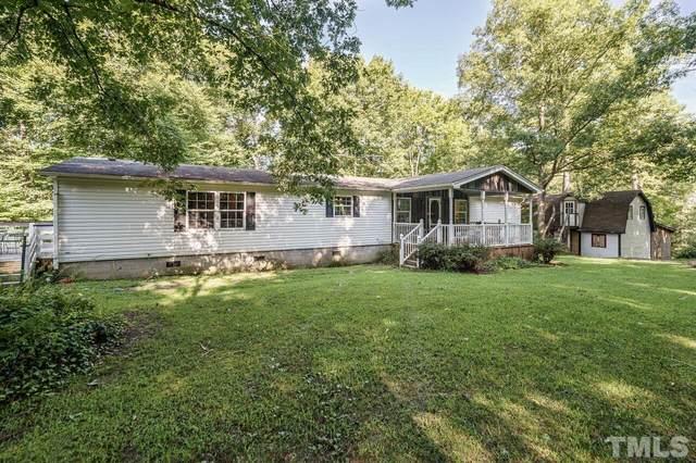 1654 Christian Light Road, Fuquay Varina, NC 27526 (#2402432) :: Choice Residential Real Estate